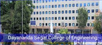 Dayananda Sagar College Of Engineering - DSCE