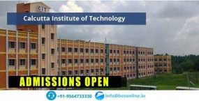 CIT - Calcutta Institute Of Technology