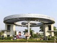 D.Y Patil International University