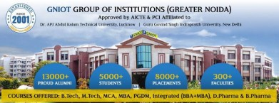 GNIOT - Greater Noida Institute of Technology