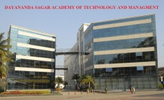 Dayananda Sagar Academy Of Technology And Management...