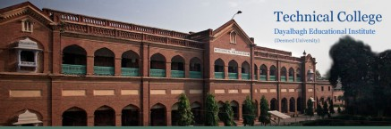 Faculty of Engineering, Dayalbagh Educational Institute