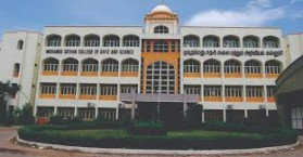 Mohamed Sathak College of Arts and Science - MSCAS