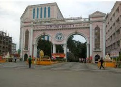 SRM Institute of Science and Technology Chennai, Kat...