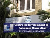 CDAC - Centre for Development of Advanced Computing